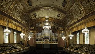 Virtuóz koncerttel kezdődik  az év