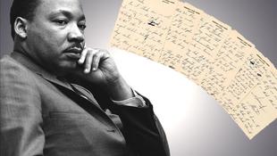 Eladják Martin Luther King iratait