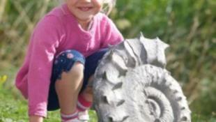 Kincset talált egy 6 éves kislány