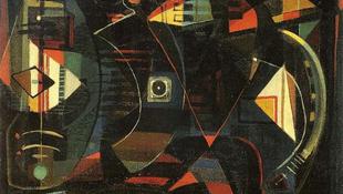 Kortárs magyar művészek tárlata