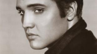 Elvis személyes tárgyai kerültek kalapács alá