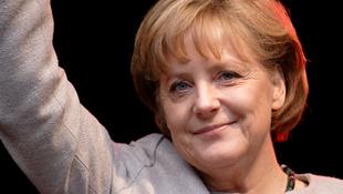 Fotókiállítás Merkel 60. születésnapja alkalmából