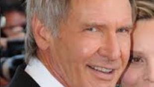 Harrison Ford ismét nevettet