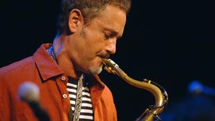 Hazánkban a világhírű jazzszaxofonos!