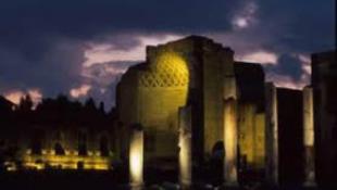 Ismét régi pompájában a többezer éves templom
