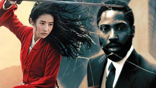 Tenet, Mulan és a mozizás jövője