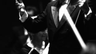 Világhírű karmester a Művészetek Palotájában