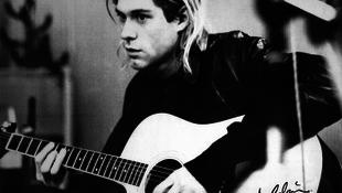 Kurt Cobain emlékére