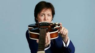 Paul McCartney koncert ebédidőben