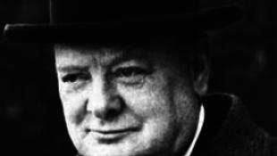 Winston Churchill a slágerlistákat ostromolja