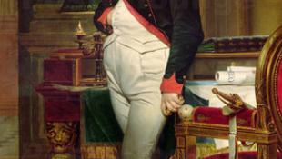 Elveszett Napóleon-festményt találtak