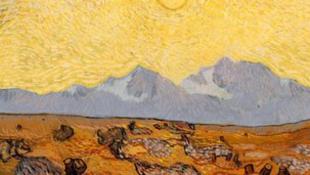 Famentes festményekkel a világvége ellen