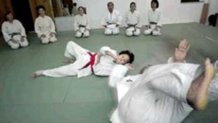 98 éves az első 10 danos női judo mester (videóval)