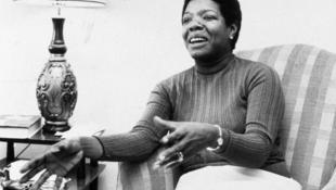 Elhunyt Maya Angelou