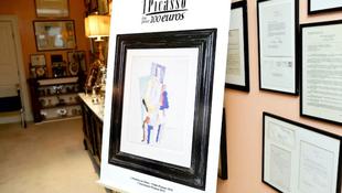 Jótékonyság Picasso-lottóval