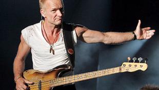 Világkörüli turnéra indul Sting