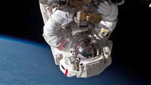 Rendszerhiba az űrállomáson