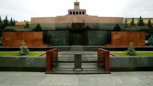 Rálőttek a Lenin mauzóleum őrére