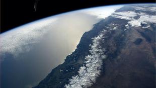 Látványos fotó bolygónkról
