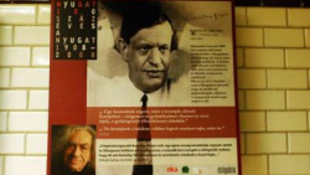 Faludy versei a budapesti metrón