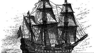 Eltűnt hadihajó és mesés kincs került elő