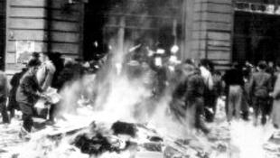 Megemlékezés a náci könyvégetés 75. évfordulóján