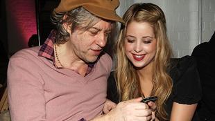 Elhunyt Bob Geldof lánya