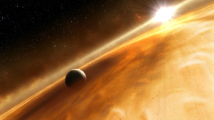 Jóval kevesebb a víz több exobolygó légkörében
