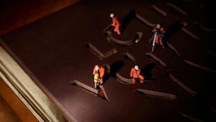 Különös kampány a Louis Vuittontól