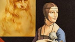 Magyar művész portréi Prágában