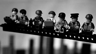 Híres fotók LEGO-ból