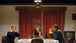 Bolero - ősbemutató a Kolozsvári Színházban
