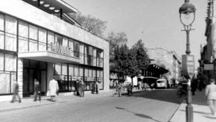 Magyar építészeti kiállítás nyílt Bécsben