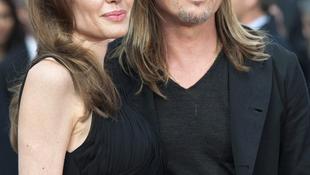 Újra a nagyközönség előtt Angelina Jolie