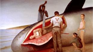 Emberevő tengeri szörnyet fogtak az Atlanti-óceánban