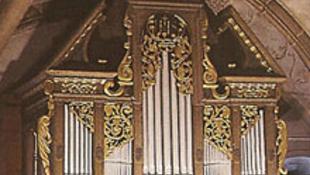 Elkészült a legöregebb orgona