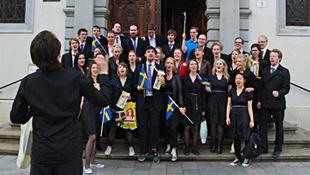 Svéd siker Debrecenben