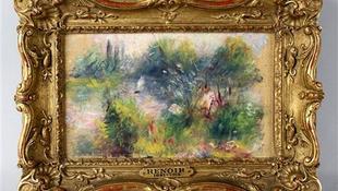 Lopott volt a fillérekért vásárolt Renoir, hoppon maradhat a megtaláló