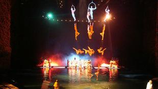 Újabb baleset a Cirque du Soleil előadásán