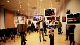 Nemzetközi fotópályázat díjátadó gála  a kolozsvári Diákművelődési Házban