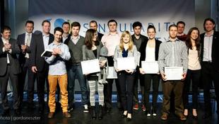 Magyar döntősök az innovációs versenyen