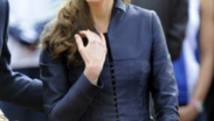 Kate Middleton babát vár?