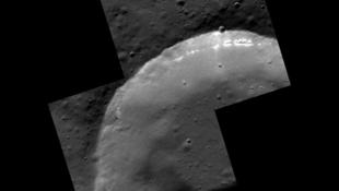 Lenyűgöző képek a Merkúrról