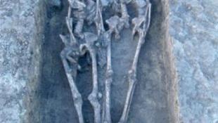 Egy avar temetőt is találtak