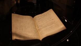 Elárverezik a sivatagban rekedt író kéziratát