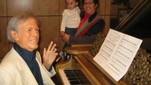 Elhunyt az amerikai elnökök zongoristája