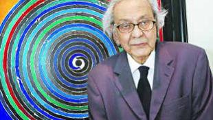 Hamis képek miatt zárta be saját kiállítását a festő