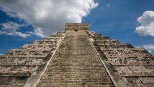 Megtalálták az első piramisokat