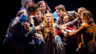 Szerelmes Shakespeare a színpadon