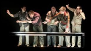 Maszkulin monológok a Trafóban